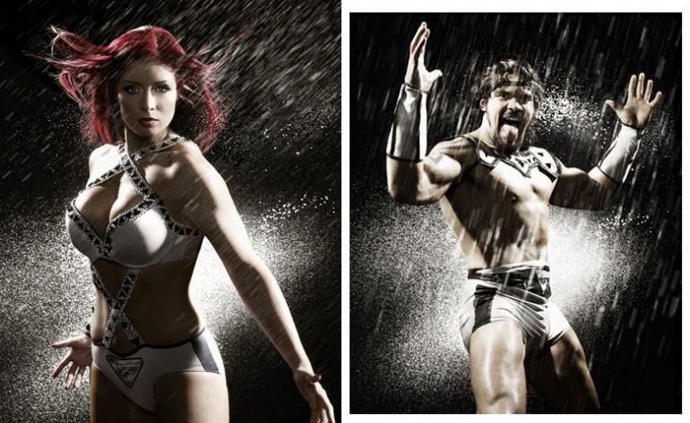Gladiators, Sky1