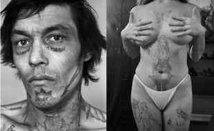 Sergei Vasiliev, Russian Criminal Tattoo