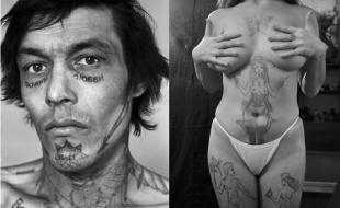 Sergei Vasiliev, Russian Criminal Tattoo