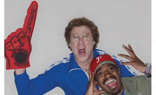 Will Ferrel and Andre 3000, Semi Pro