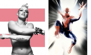 Pink for Q, Spiderman 3